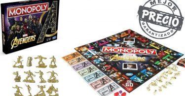 oferta monopoly avengers barato SuperChollos
