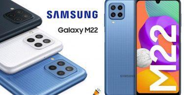 oferta Samsung Galaxy M22 barato 1 SuperChollos