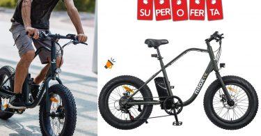 oferta Nilox 30NXEB203V003V2 Bicicleta ele%CC%81ctrica barata SuperChollos