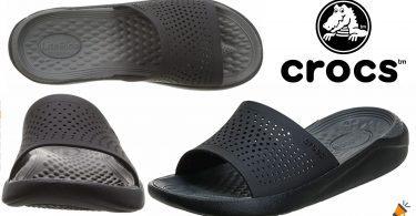 oferta Crocs Literide Slide baratas SuperChollos