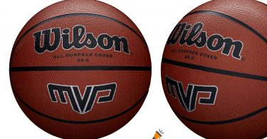 oferta wilson mvp pelota baloncesto barata 1 SuperChollos