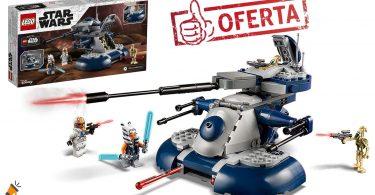 oferta lego star wars tanque blindado asalto barato SuperChollos