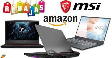ofertas amazon portatiles msi baratos SuperChollos