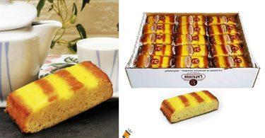 oferta LAPASION Bizcocho con crema pastelera baratos SuperChollos