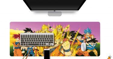 oferta Alfombrilla rato%CC%81n XXL Dragon Ball barata SuperChollos