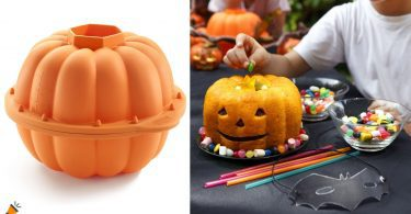 oferta Molde Le%CC%81kue%CC%81 Halloween 3D barato SuperChollos