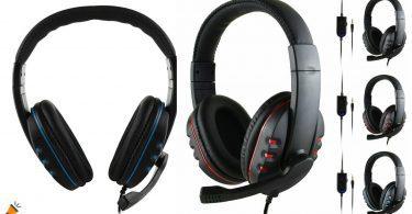 oferta auriculares gaming E3R9 baratos SuperChollos